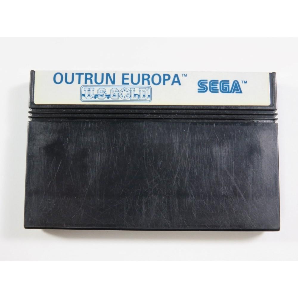 OUTRUN EUROPA SEGA MASTER SYSTEM USA (CARTRIDGE ONLY)