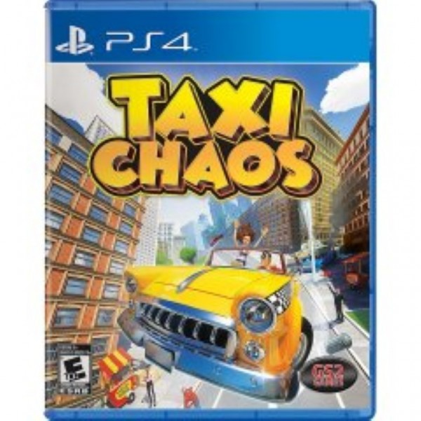 TAXI CHAOS PS4 USA OCCASION