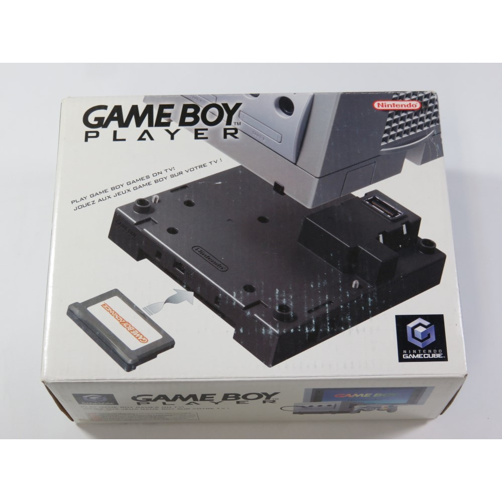 GAMEBOY PLAYER (GAMECUBE-GBA) PAL-EUR (COMPLETE - GOOD CONDITION OVERALL)
