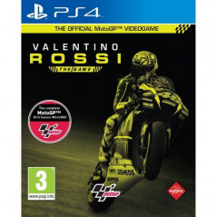 VALENTION ROSSI THE GAME PS4 UK NEW