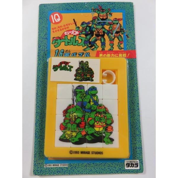 PUZZLE TMNT TEENAGE MUTANT NINJA TURTLES TYPE 2 JAPAN MIRAGE STUDIOS 1993 NEW