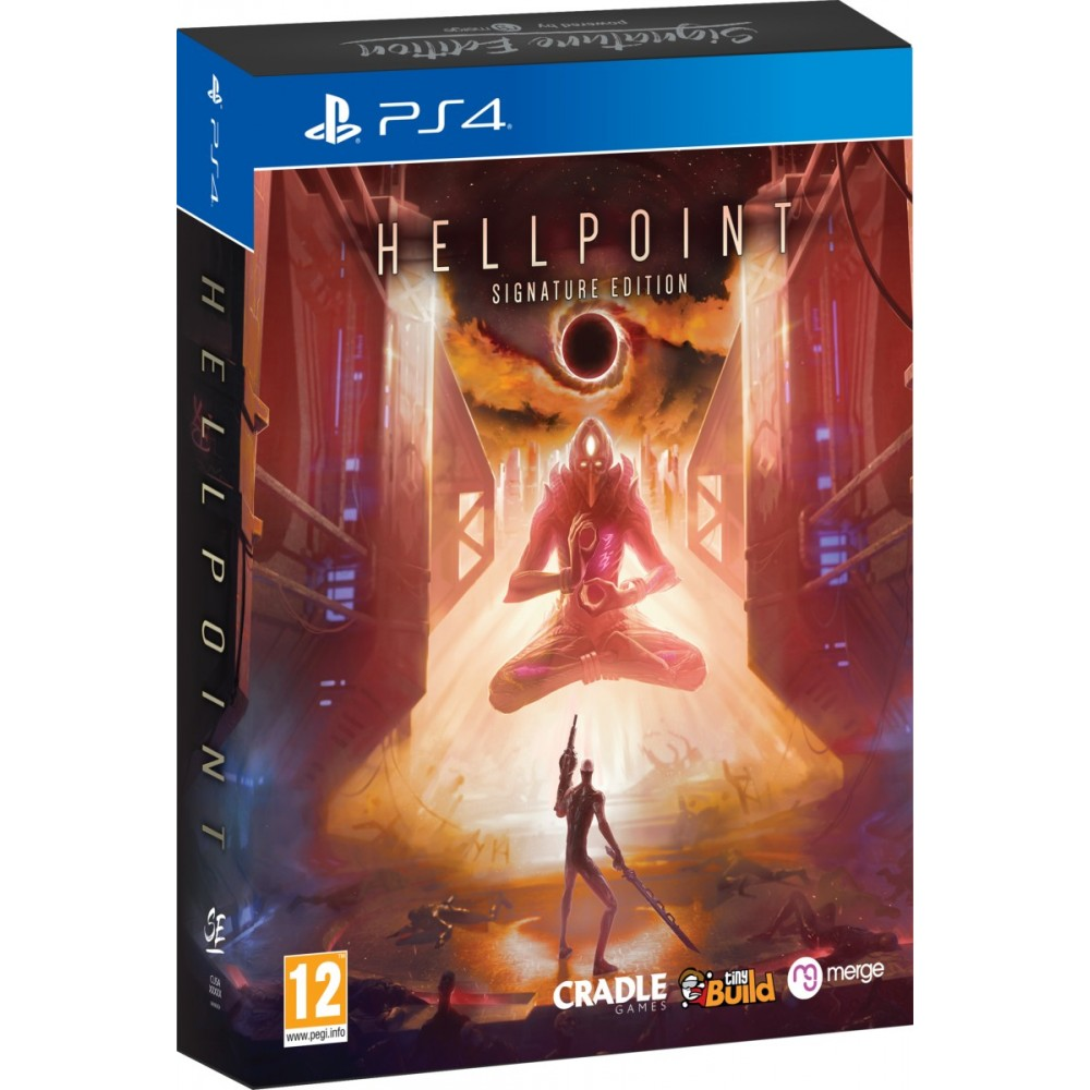 HELLPOINT - PS4 FR Preorder