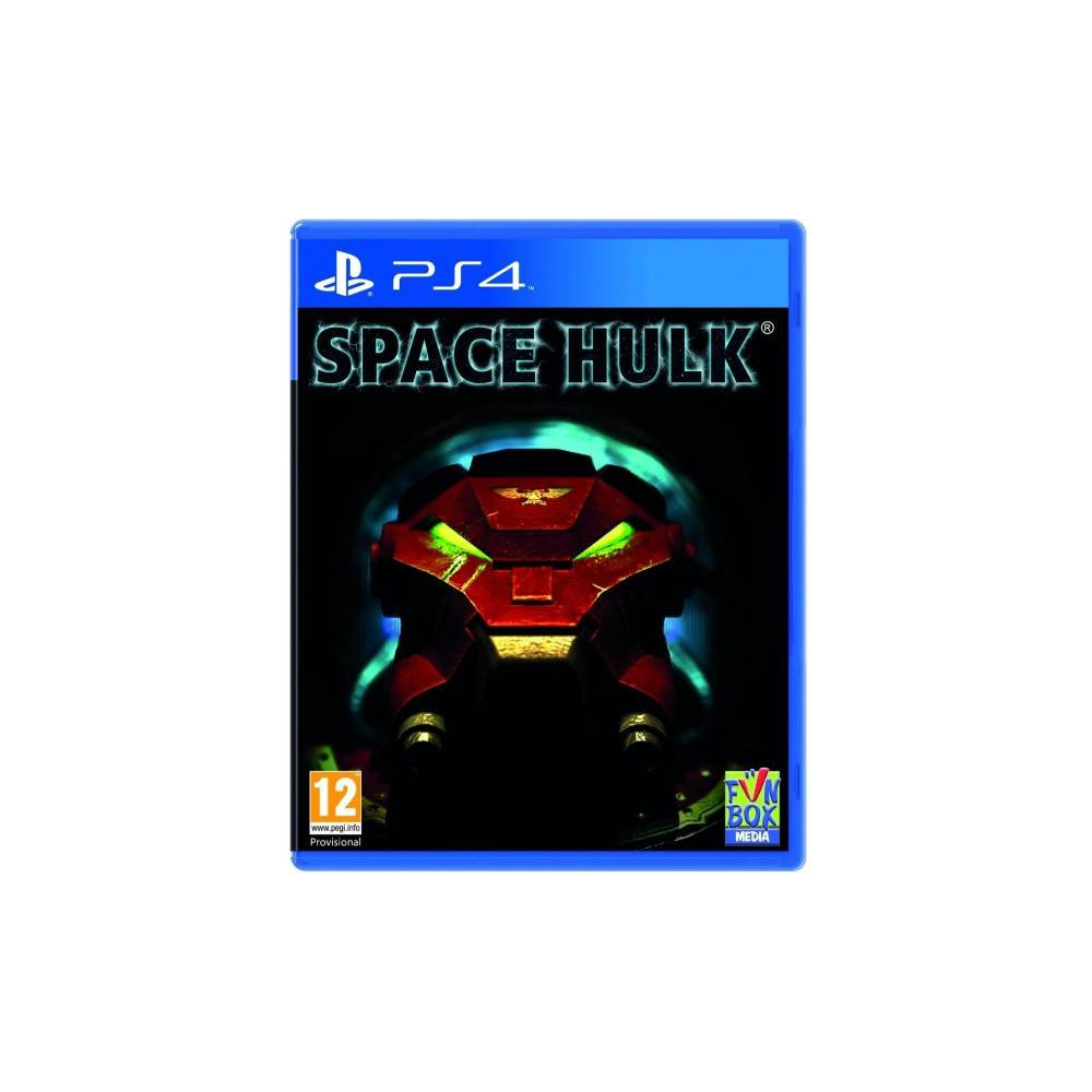SPACE HULK PS4 UK NEW