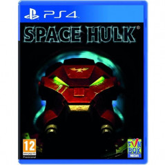 SPACE HULK PS4 UK NEW