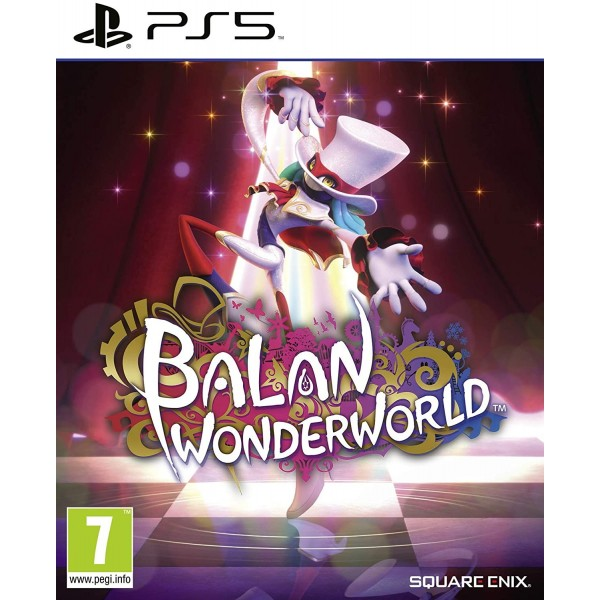 BALAN WONDERWORLD PS4 FR NEW