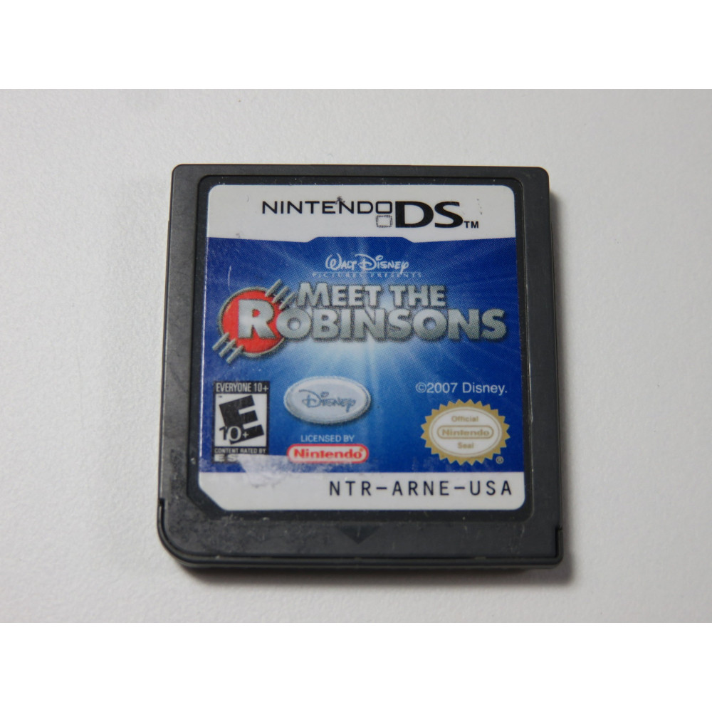 MEET THE ROBINSONS NINTENDO DS (NDS) USA (CARTRIDGE ONLY)