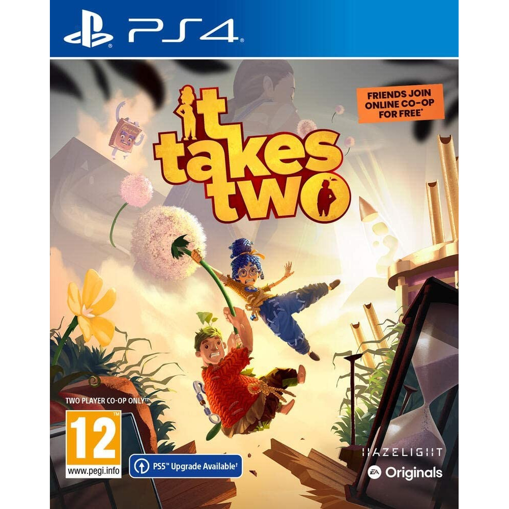 IT TAKE TWO PS4 FR NEW