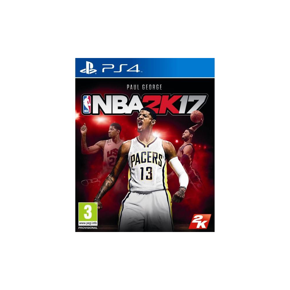 NBA 2K17 PS4 FR OCCASION