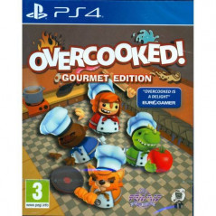 OVERCOOKED PS4 EURO NEW