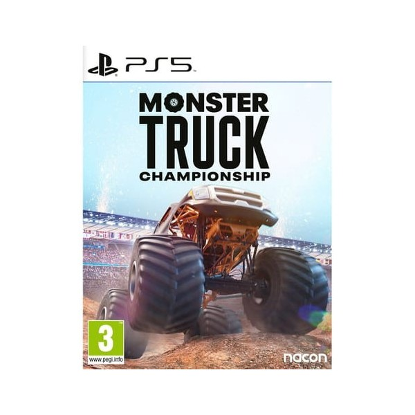 MONSTER TRUCK CHAMPIONSHIP PS5 EURO FR NEW