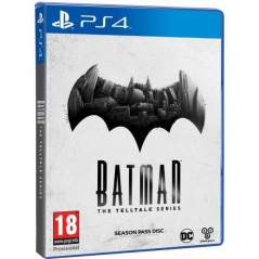BATMAN THE TELLTALE SERIES PS4 EURO NEW