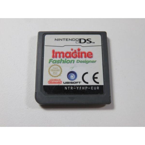 IMAGINE FASHION DESIGNER NINTENDO DS (NDS) EUR (CARTRIDGE ONLY)