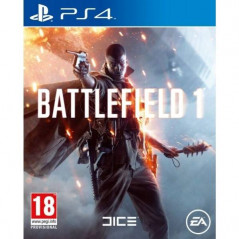 BATTLEFIELD 1 PS4 UK NEW
