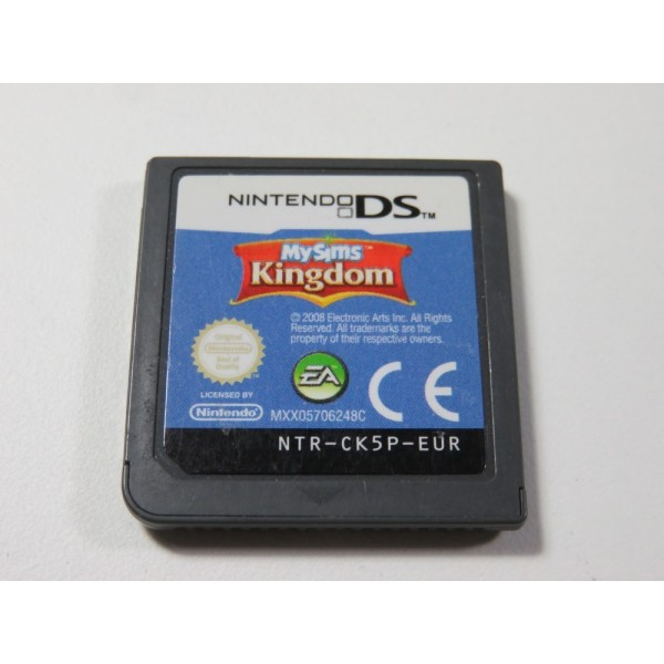 MY SIMS KINGDOM NINTENDO DS (NDS) EUR (CARTRIDGE ONLY)
