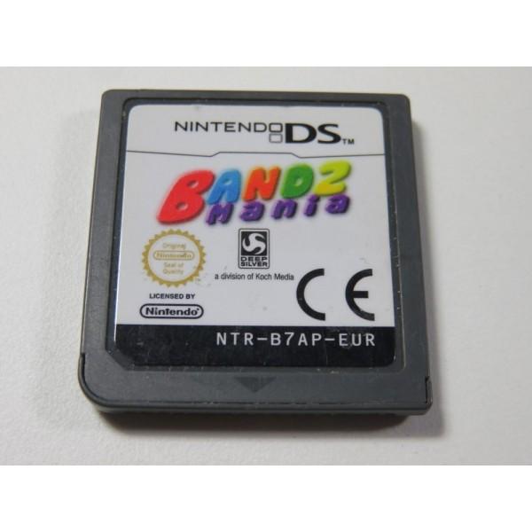 BANDZ MANIA NINTEDO DS(NDS) EUR (CARTRIDGE ONLY)