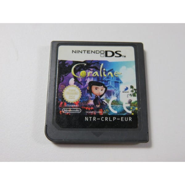 CORALINE NINTENDO DS (NDS) EUR (CARTRIDGE ONLY)