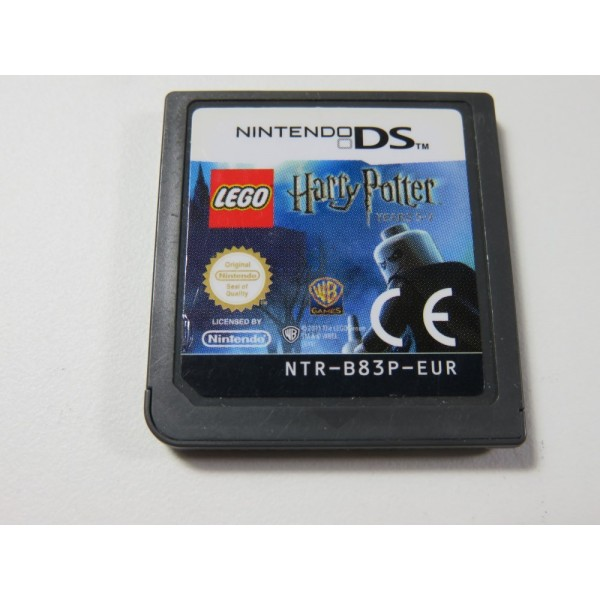 LEGO HARRY POTTER YEARS 5-7 NINTENDO DS (NDS) EUR (CARTRIDGE ONLY)
