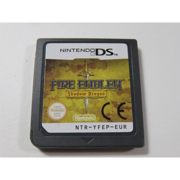 FIRE EMBLEM SHADOW DRAGON NINTEDO DS (NDS) EUR (FR-EN) (CARTRIDGE ONLY)