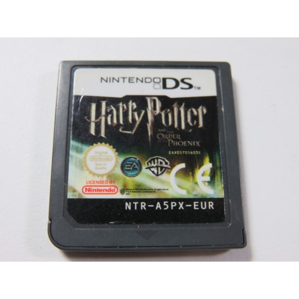 HARRY POTTER AND THE ORDER PHOENIX NINTENDO DS (NDS) EUR (CARTRIDGE ONLY)