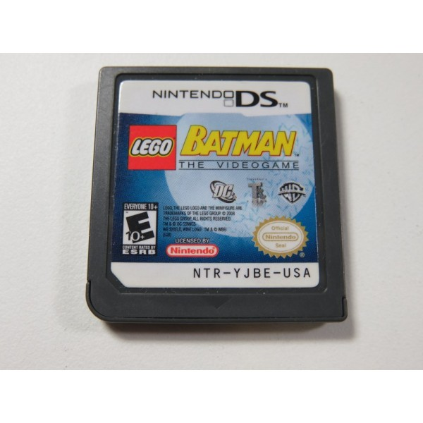 LEGO BATMAN THE VIDEO GAME NINTENDO DS (NDS) USA (CARTRIDGE ONLY)
