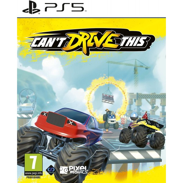 CAN T DRIVE THIS PS5 FR NEW