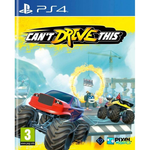 CAN T DRIVE THIS PS4 FR NEW