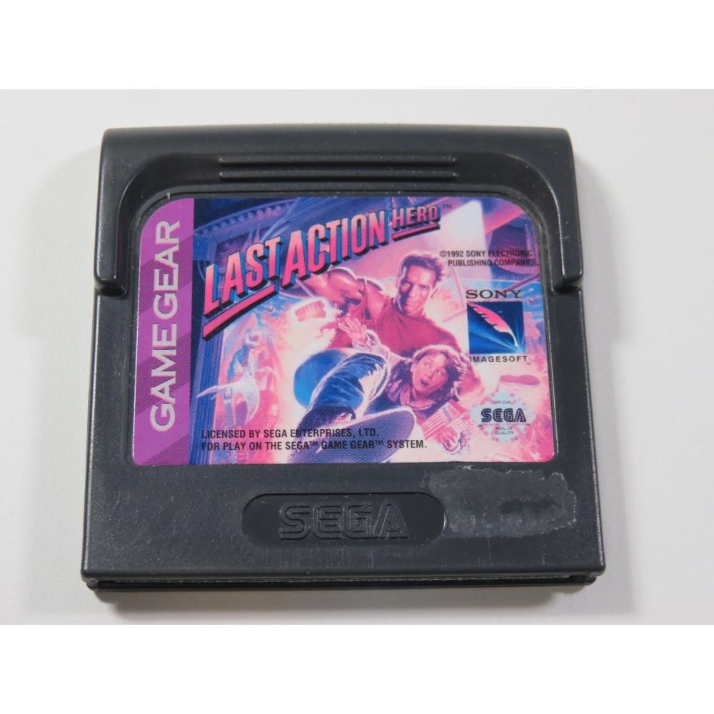 LAST ACTION HERO SEGA GAME GEAR USA (CARTRIDGE ONLY)