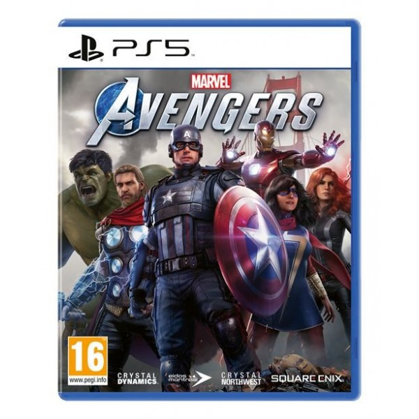 MARVEL AVENGERS PS5 FR NEW