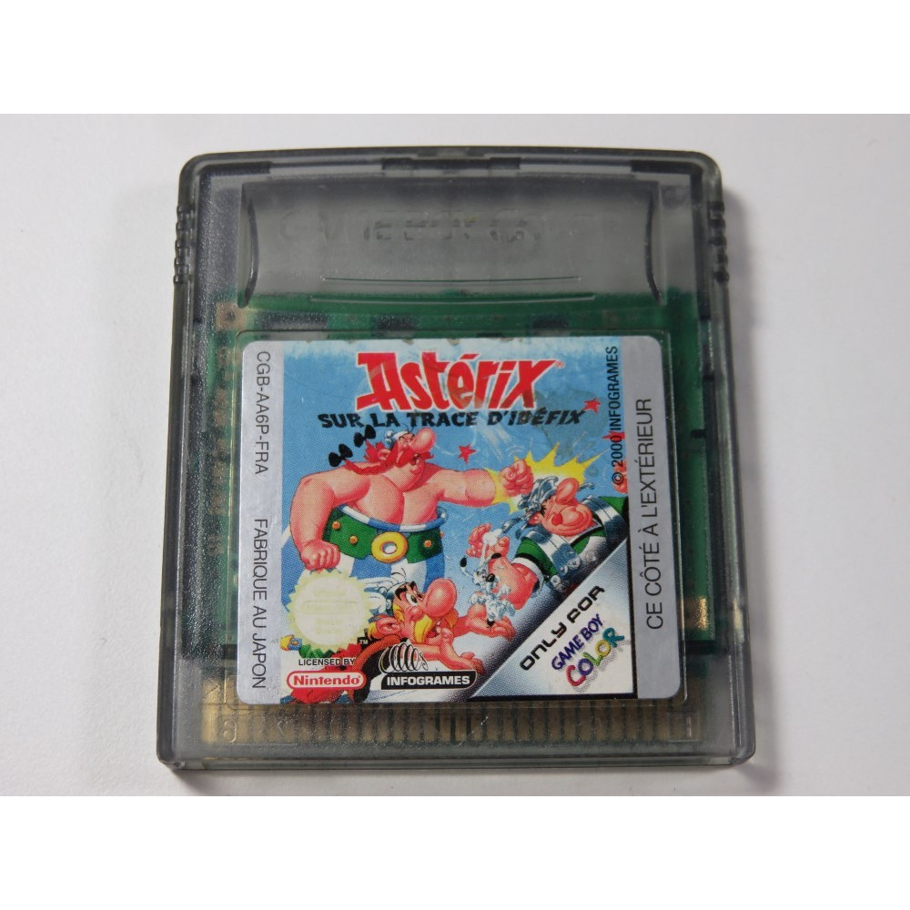 ASTERIX SUR LES TRACES D IDEFIX GAMEBOY COLOR (GBC) FRA (CARTRIDGE ONLY)