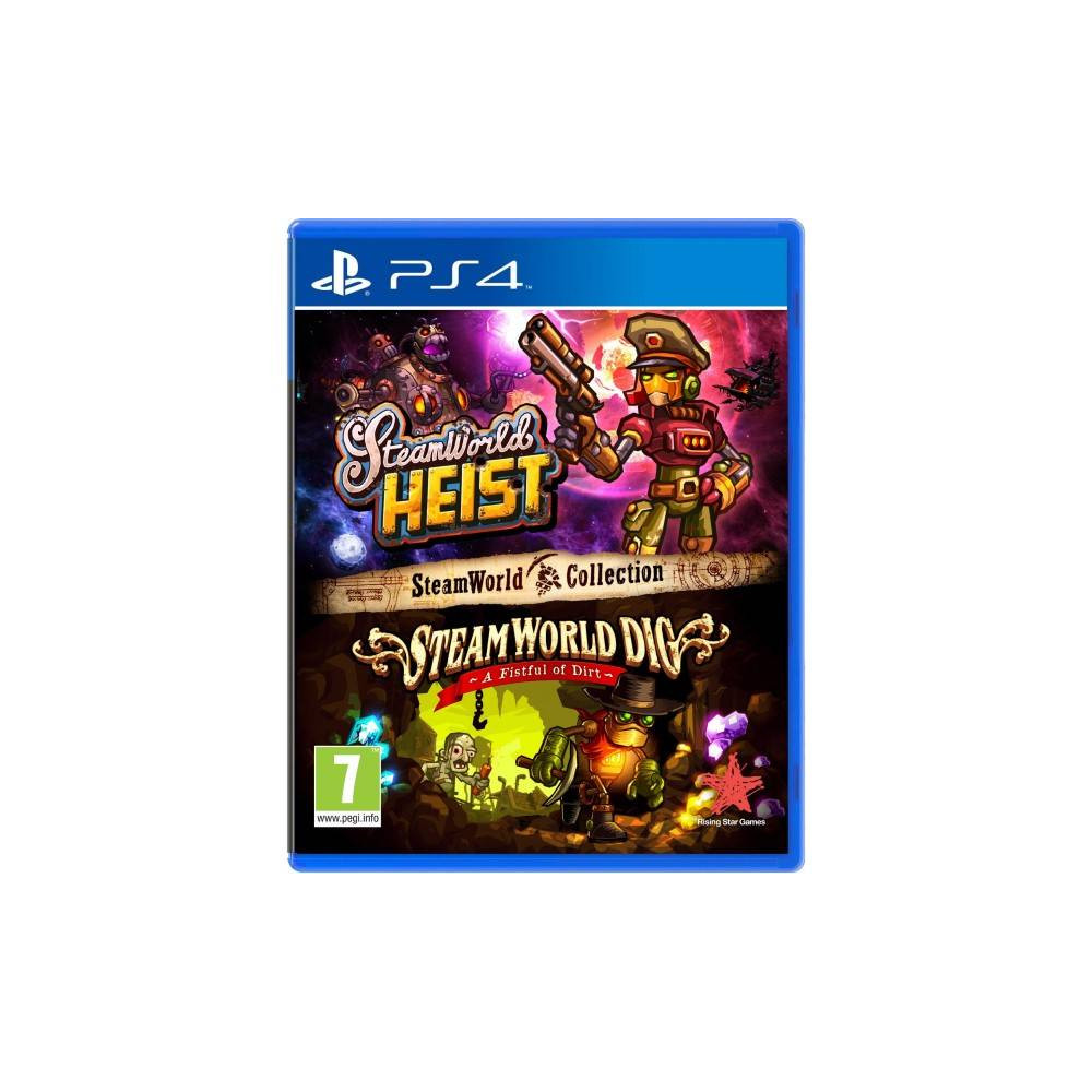 STEAMWORLD COLLECTION PS4 EURO NEW