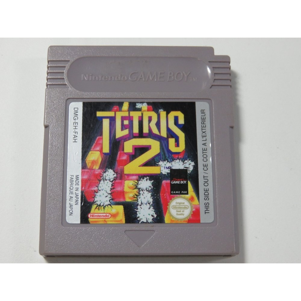 TETRIS 2 GAMEBOY (GB) FAH (CARTRIDGE ONLY)