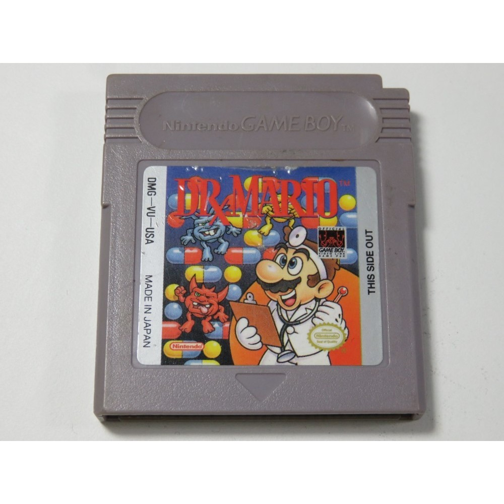 DR MARIO GAMEBOY (GB) USA (CARTRIDGE ONLY)
