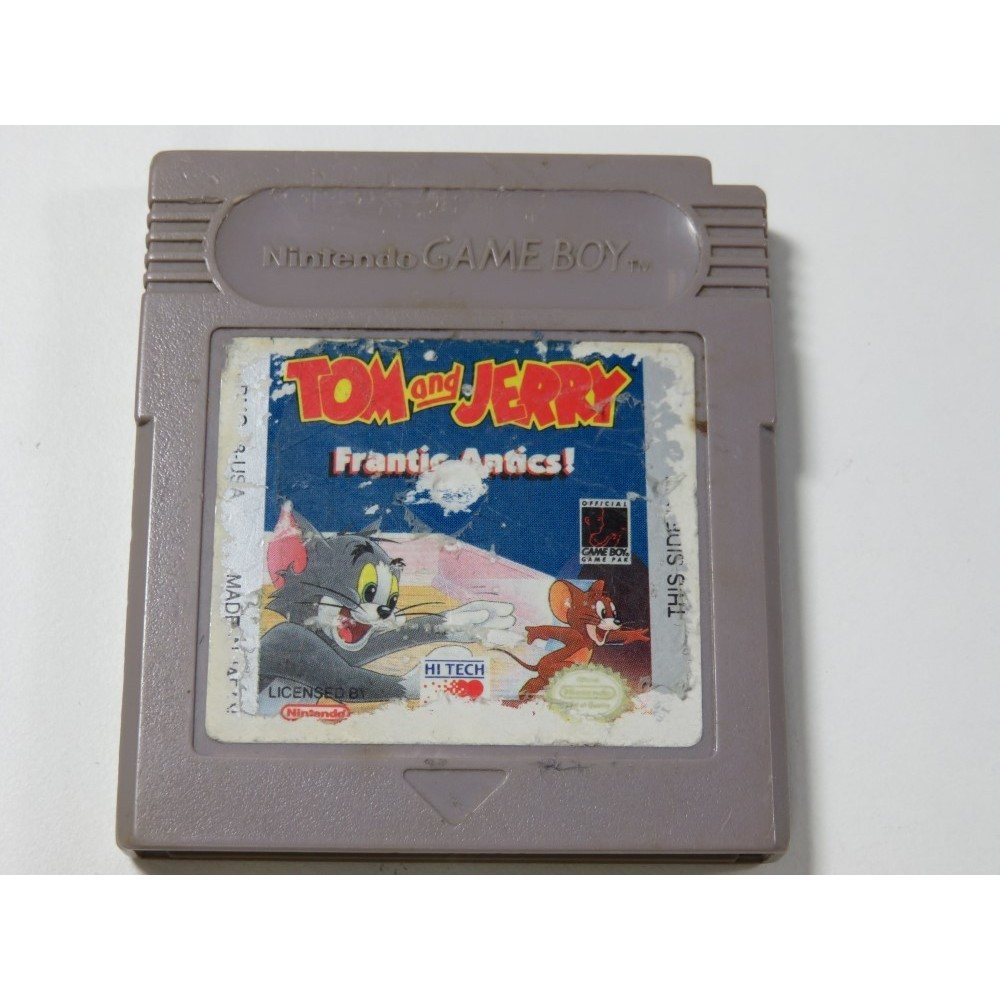 TOM AND JERRY FRANTIC ANTIC GAMEBOY USA (CARTRIDGE ONLY)