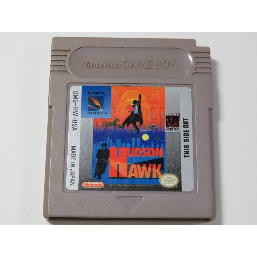 HUDSON HAWK GAME BOY (GB) USA (CARTRIDGE ONLY)