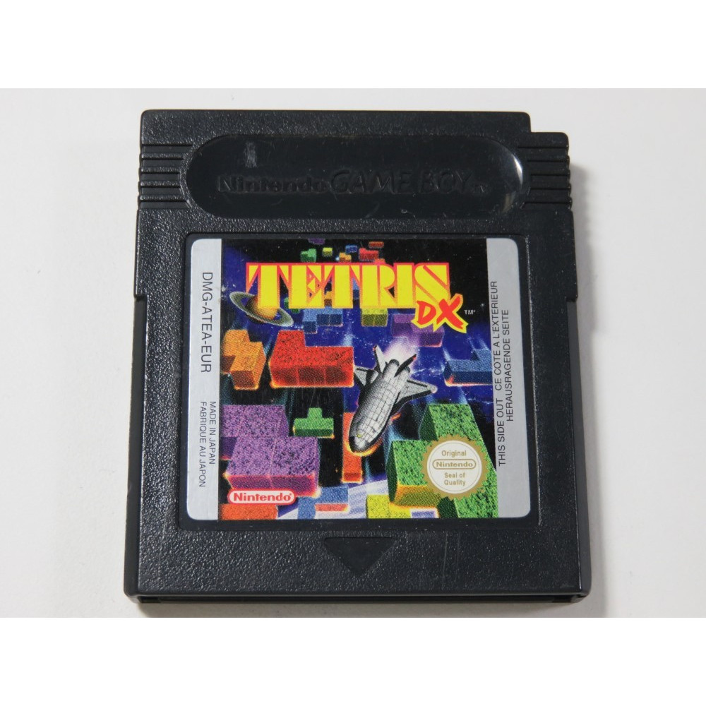 TETRIS DX GAMEBOY COLOR (GBC) EUR (CARTRIDGE ONLY)