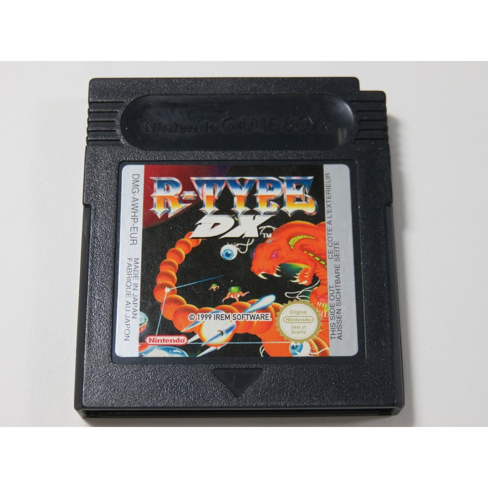 R-TYPE DX GAMEBOY COLOR (GBC) EUR (CARTRIDGE ONLY)