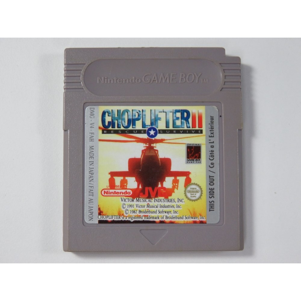 CHOPLIFTER III GAMEBOY (GB) EUR (CARTRIDGE ONLY)