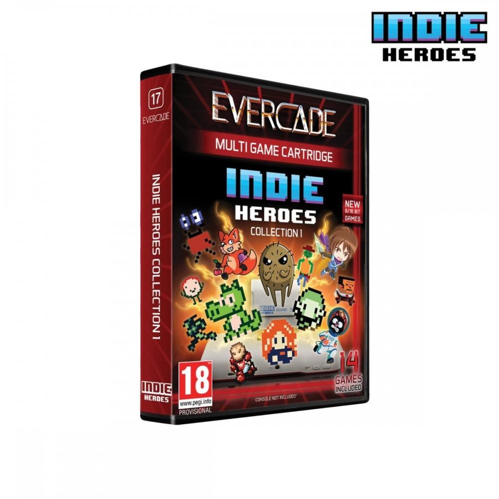 Blaze EverCade - Indie Heroes Collection 1 Cartouche 17 - Précommande