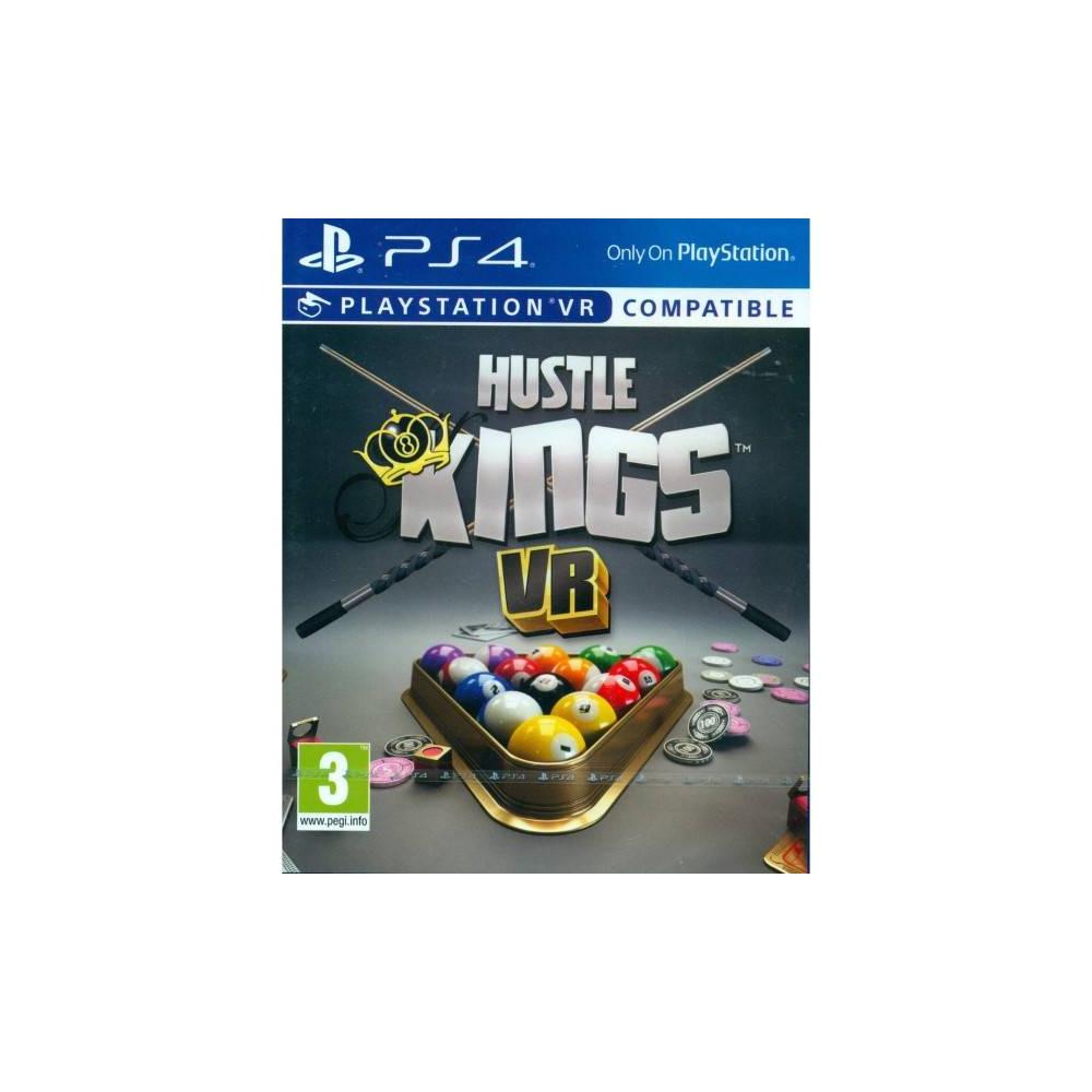 HUSTLE KINGS VR PS4 FR NEW