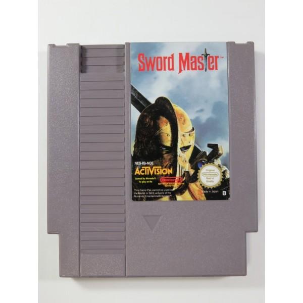 SWORD MASTER NINTENDO NES PAL-B NOE (CARTRIDGE ONLY)