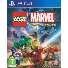 LEGO MARVEL SUPER HEROES PS4 VF OCCASION