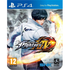 THE KING OF FIGHTERS XIV PS4 DAY ONE EDITION UK OCCASION