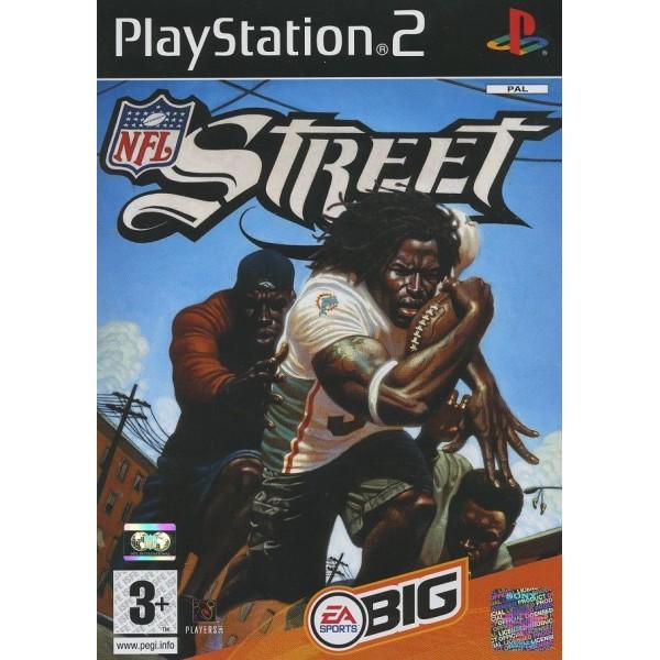 NFL STREET PS2 PAL-FR OCCASION