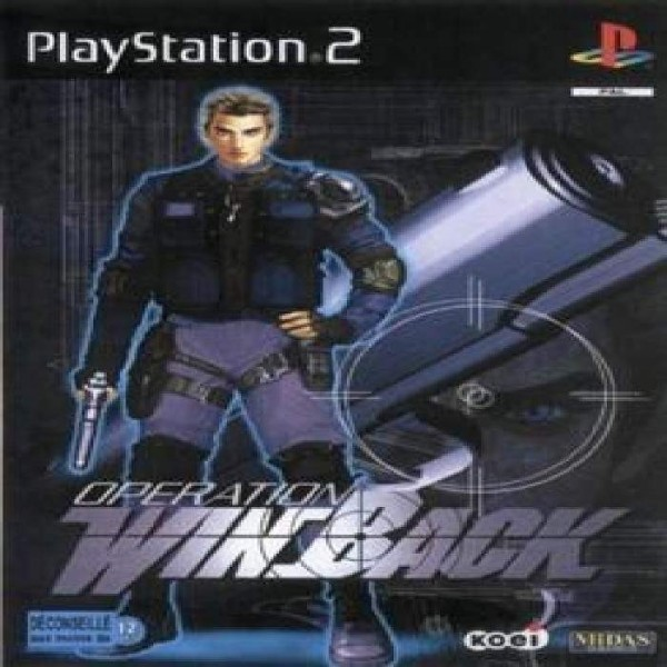 OPERATION WINBACK PS2 PAL-FR OCCASION