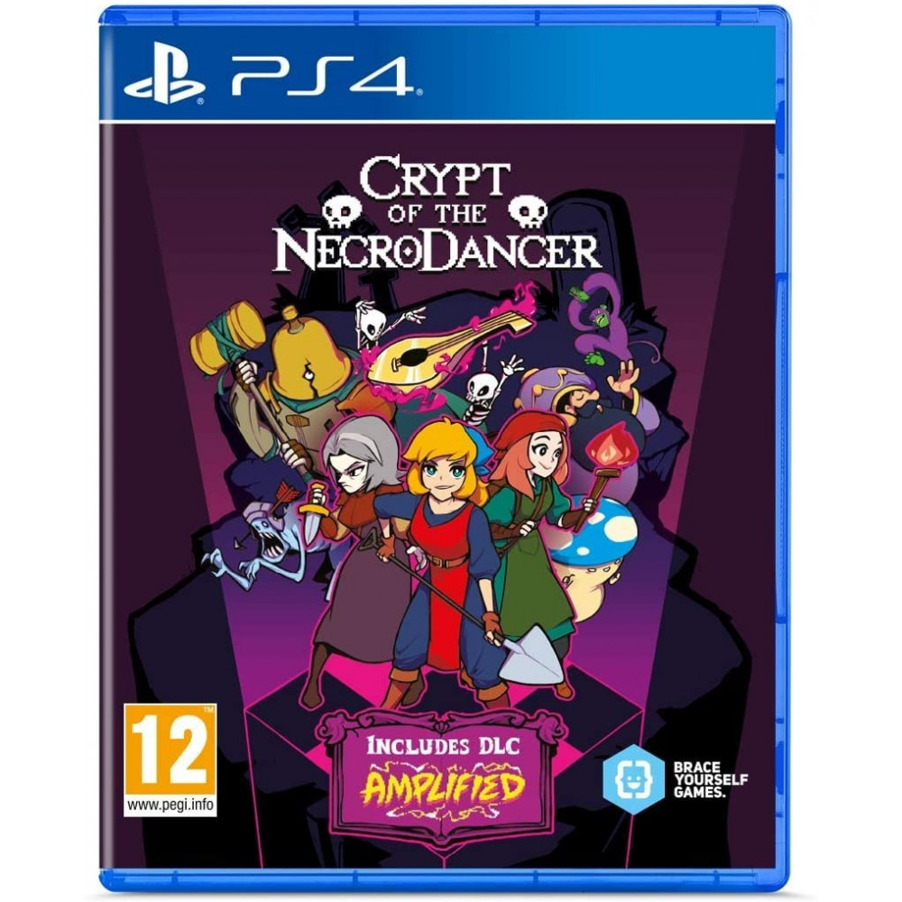 CRYPT OF THE NECROMANCER PS4 FR NEW