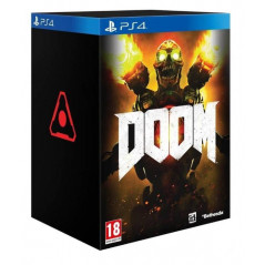 DOOM COLLECTOR PS4 VF OCC