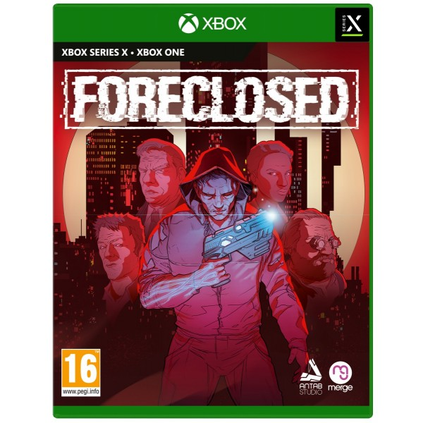 Foreclosed XBOX SERIE X / XBOX ONE FR Précommande