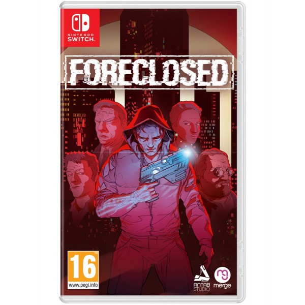 Foreclosed SWITCH FR Preorder