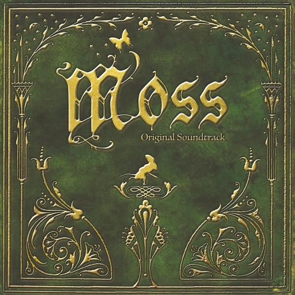 CD MOSS ORIGINAL GAME SOUNDTRACK (DIGIPACK) NEW