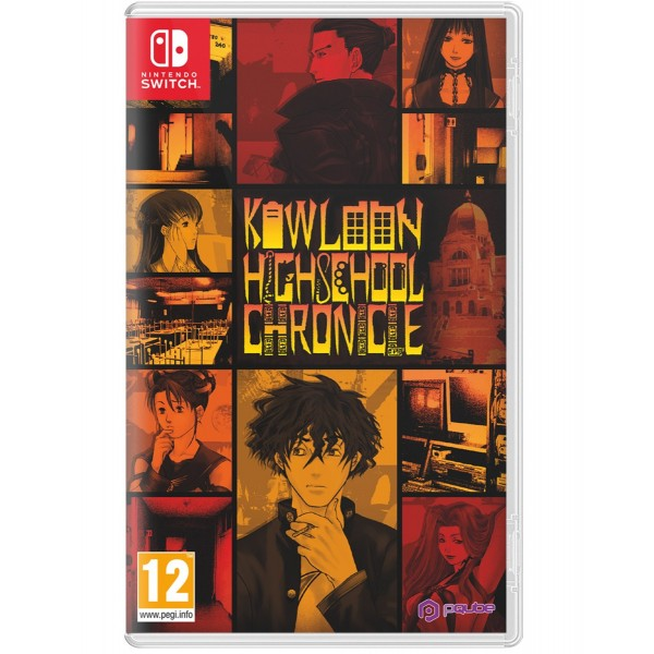 Kowloon High-School Chronicle Nintendo SWITCH FR Preorder
